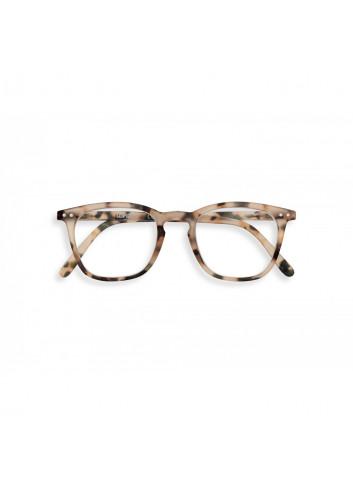 Leesbril #E |light tortoise