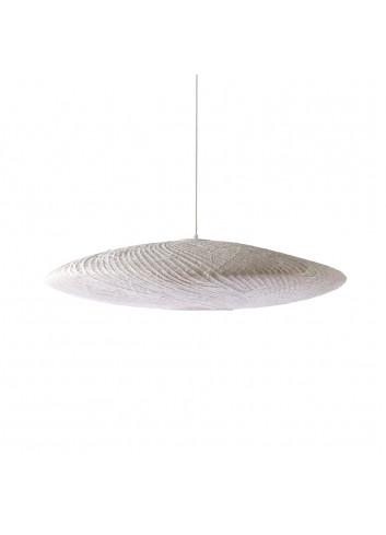 UFO Hanglamp - Bamboe/Papier