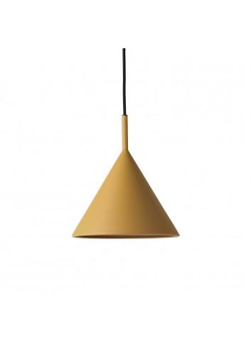 Triangle Hanglamp Metaal Medium - Mat Oker