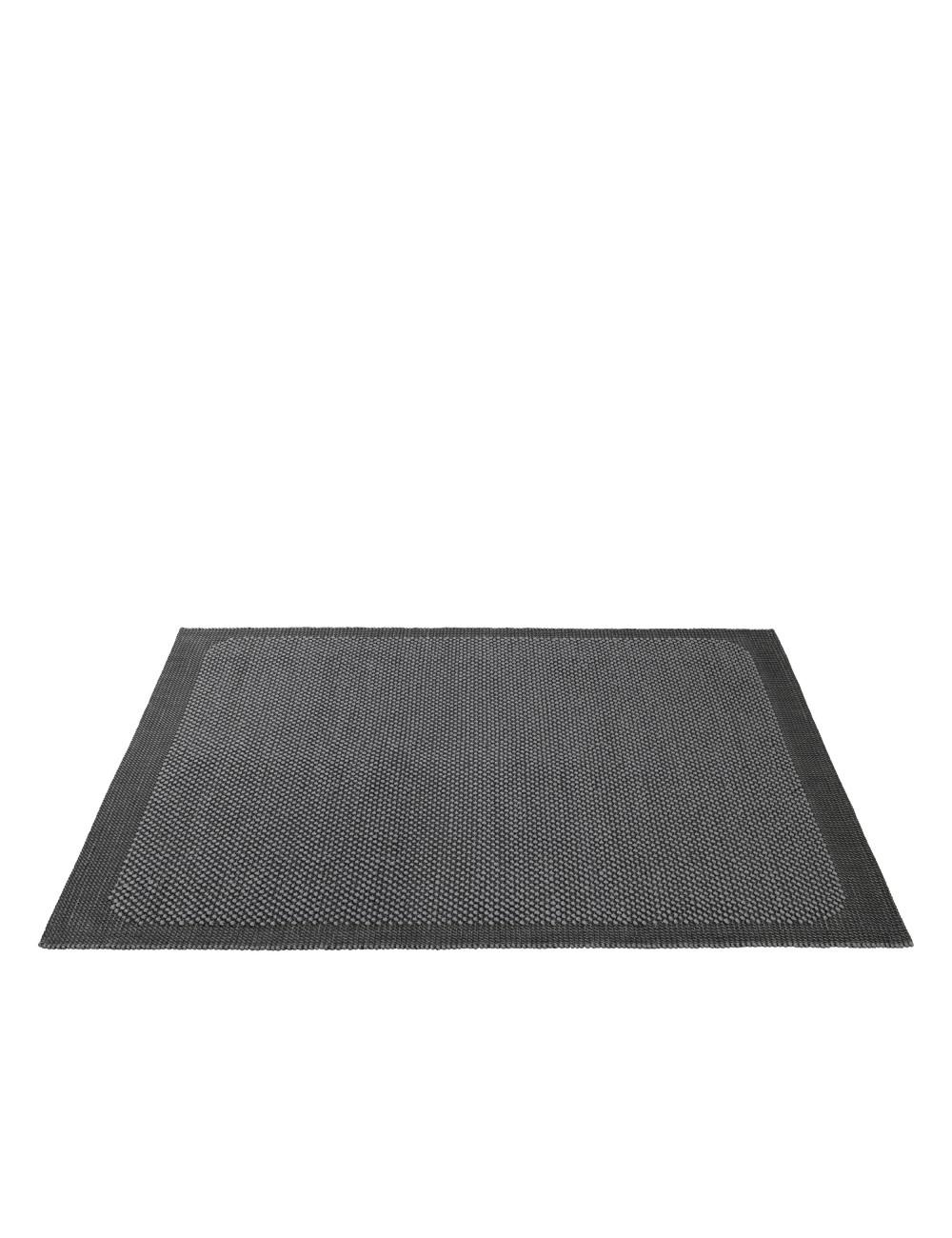 Tapijt Pebble 300x200cm | donker grijs