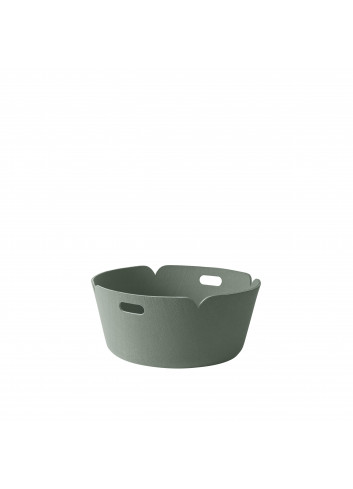 Ronde Mand Restore   dusty green