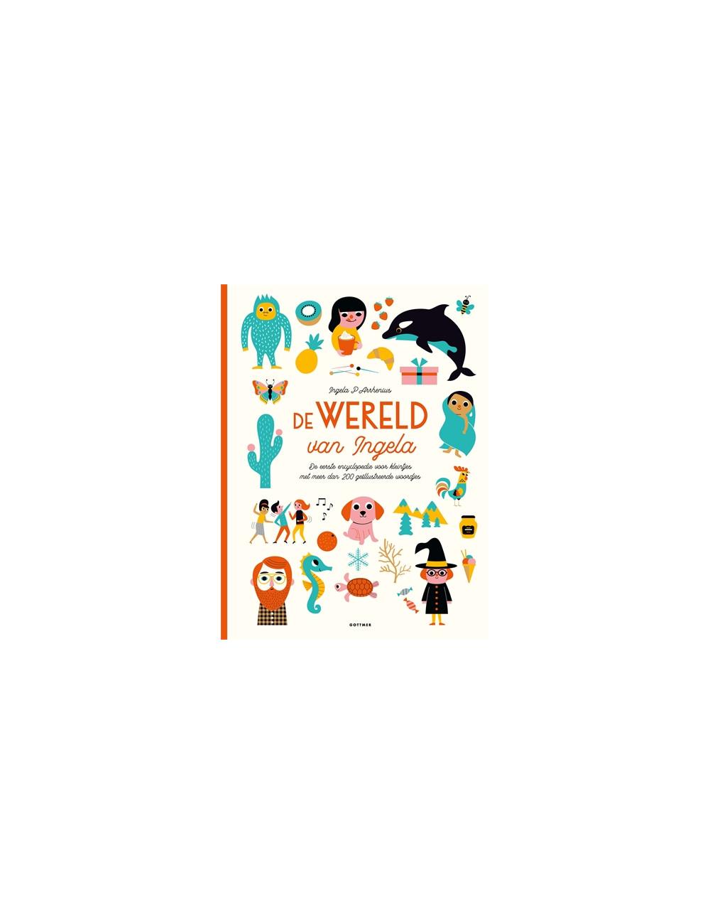 Peuterboek De wereld van Ingela