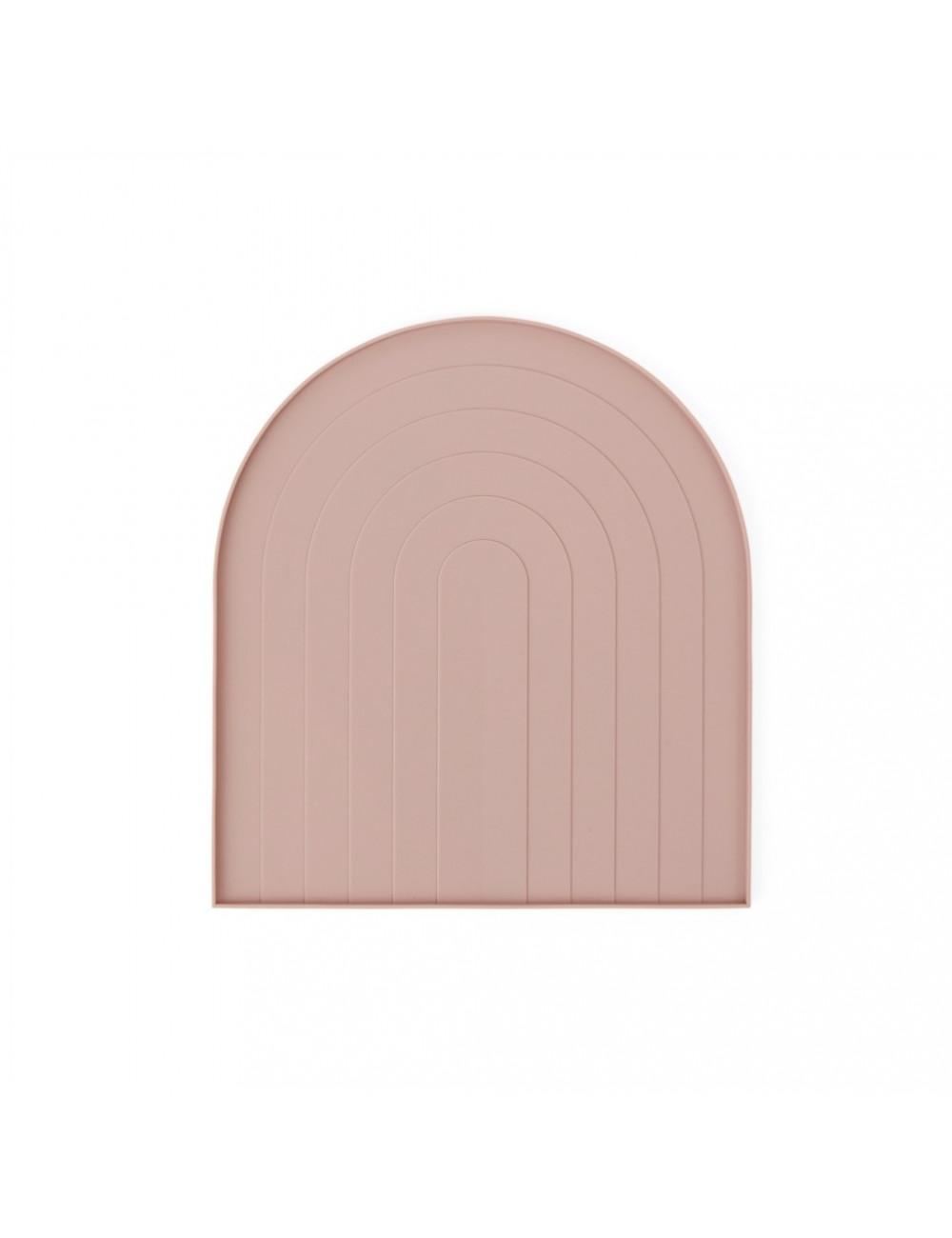 Siliconen Afdruipplaat | Roze