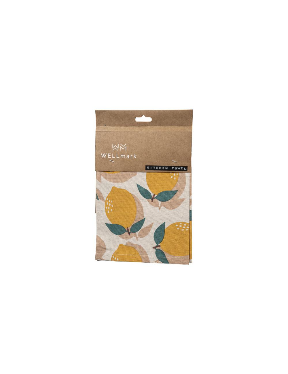 Keukenhanddoek Lemon
