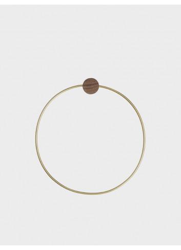 Handdoekhanger | goud