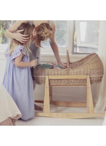 Draagmand Lyra Moses Changing Basket | met matras
