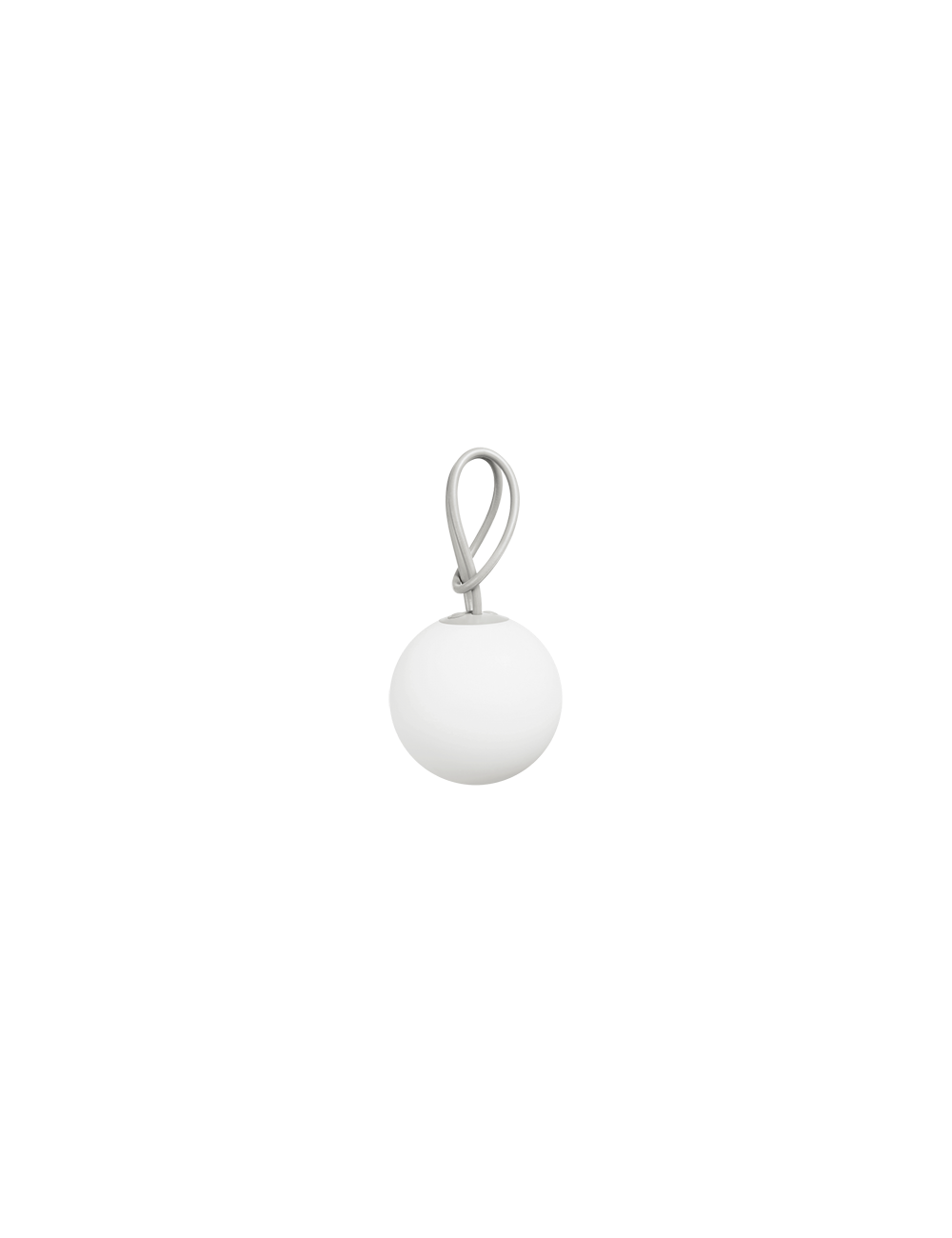 Hanglamp Bolleke | lichtgrijs