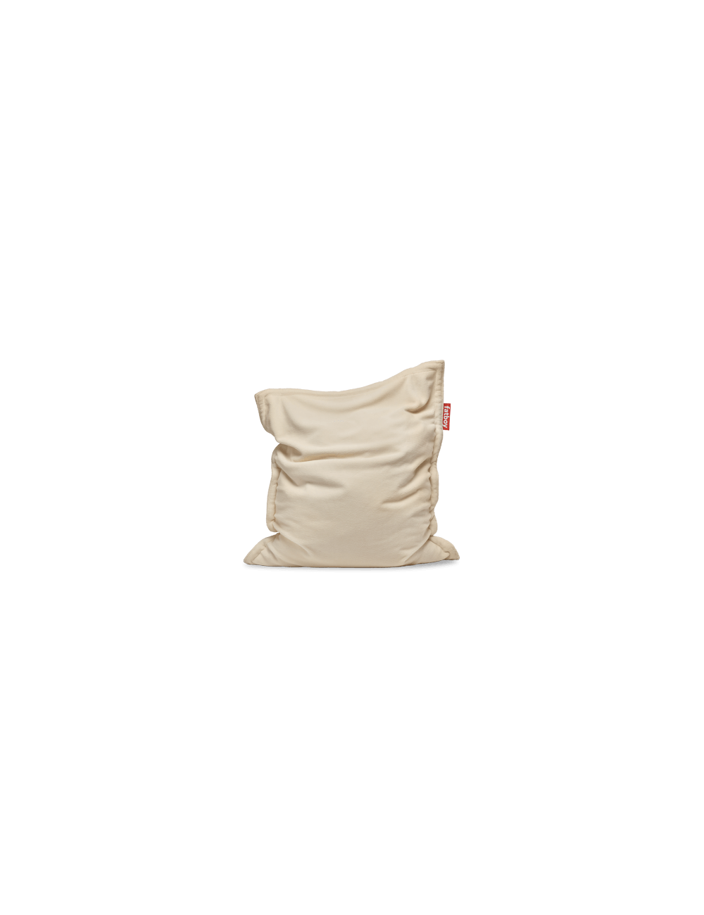 Zitzak Original Slim Teddy | off-white
