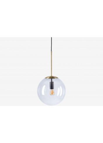 Hanglamp Orb Solitaire Pendant Ø25 | mat antiek goud