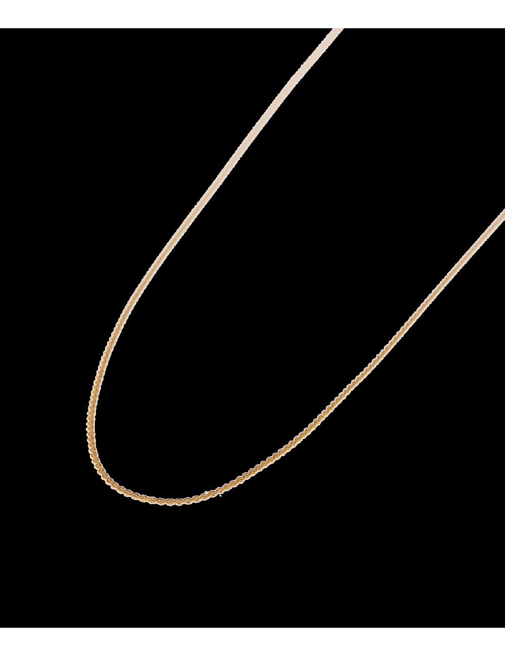 Choker Mini Braid | goud