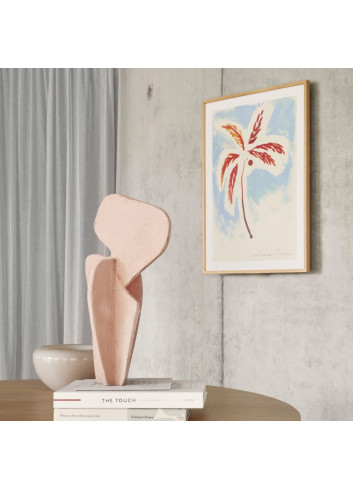 Poster Stormy Palm   30x40cm