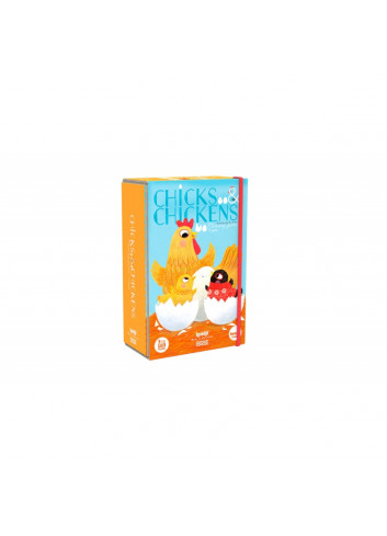 Memo Chicks & Chickens