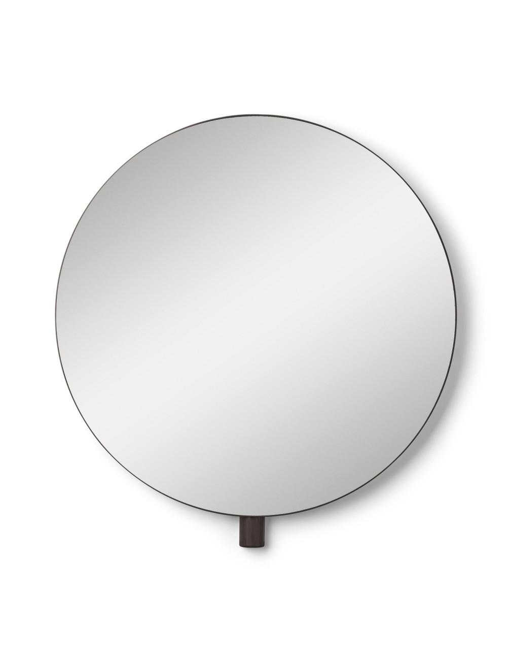 Ronde spiegel Kollage