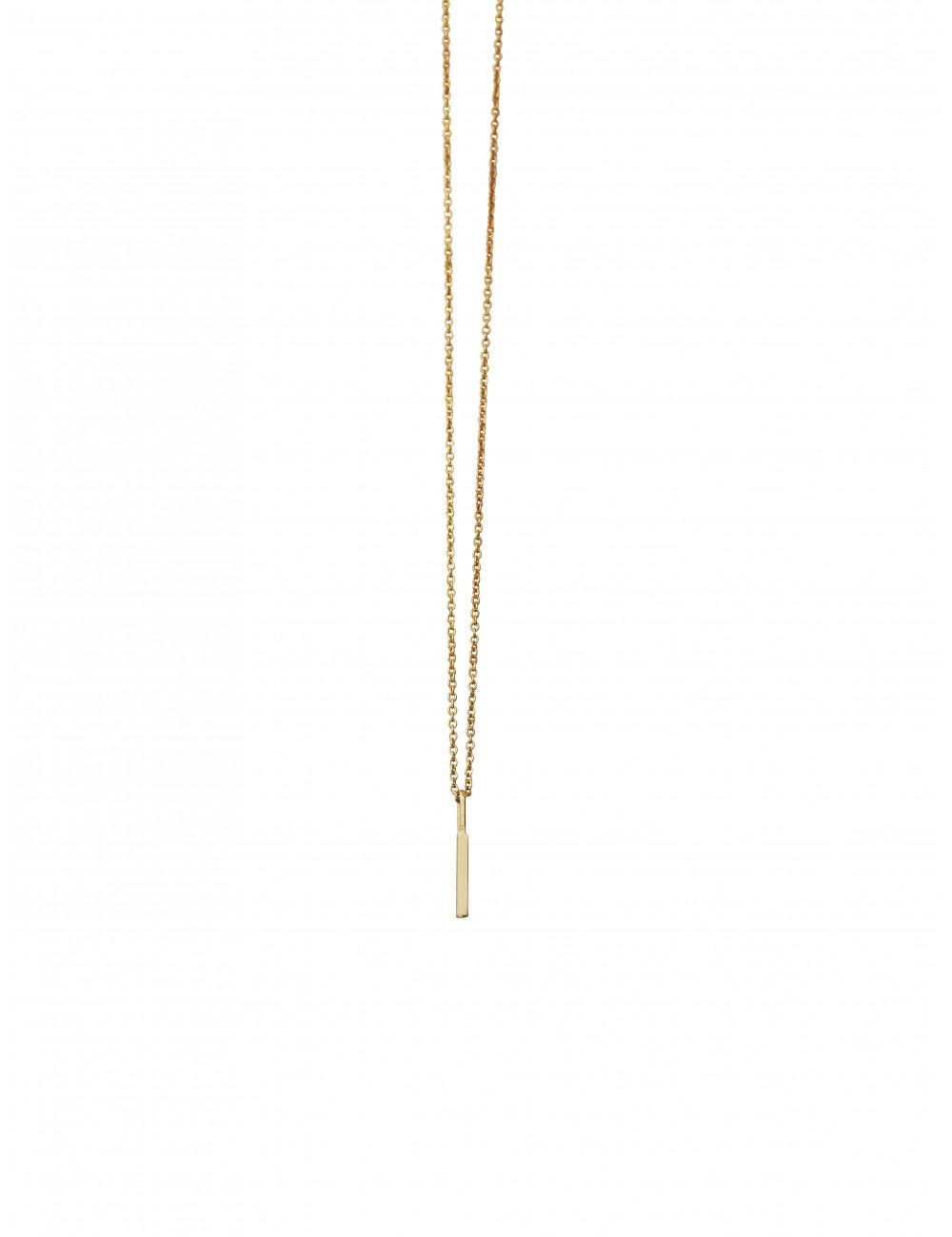 Gouden halsketting | 45cm