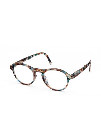 Opvouwbare Leesbril F | blue tortoise