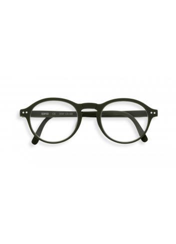 Opvouwbare leesbril F | khaki