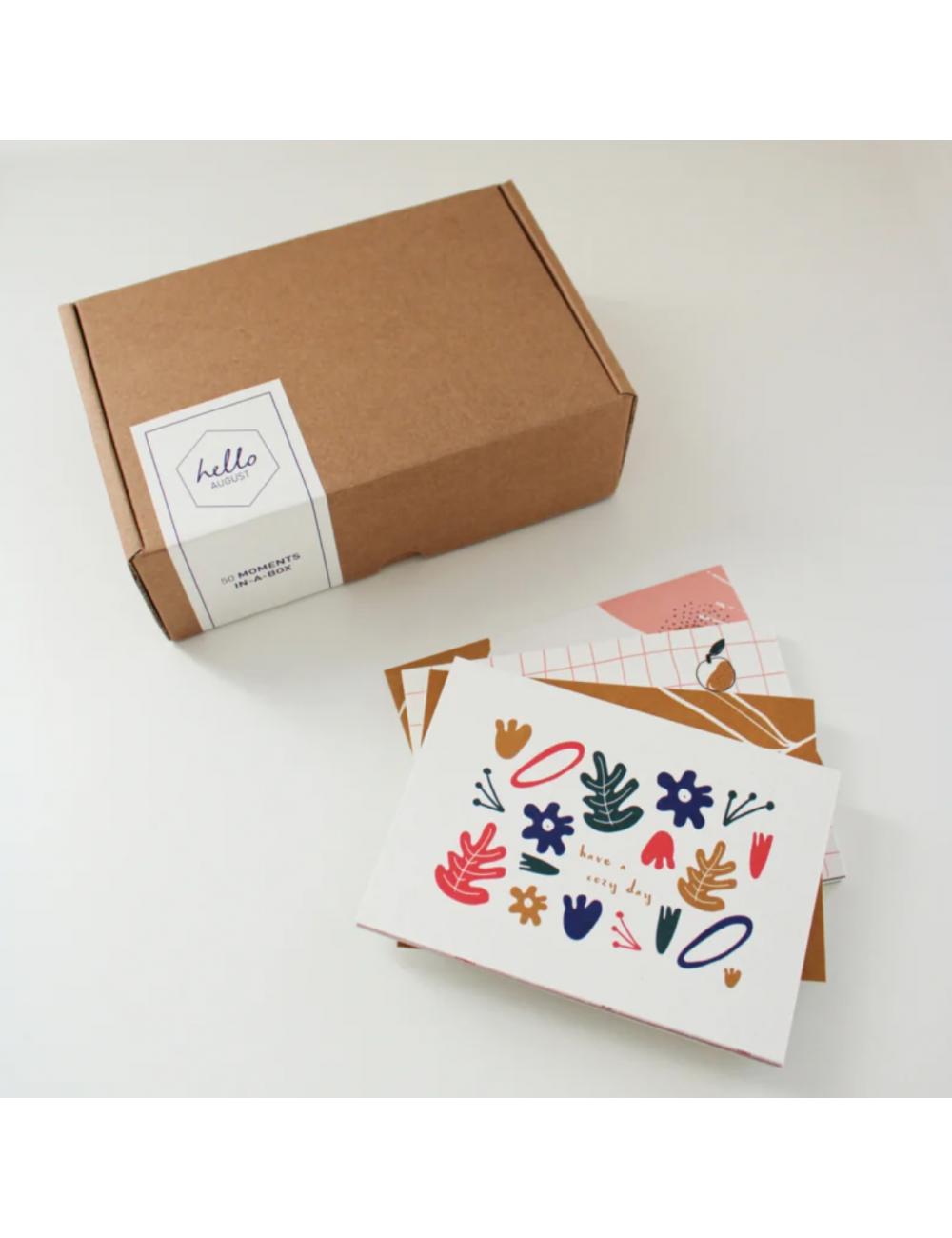 Kaartenbox | 50-moments-in-a-box