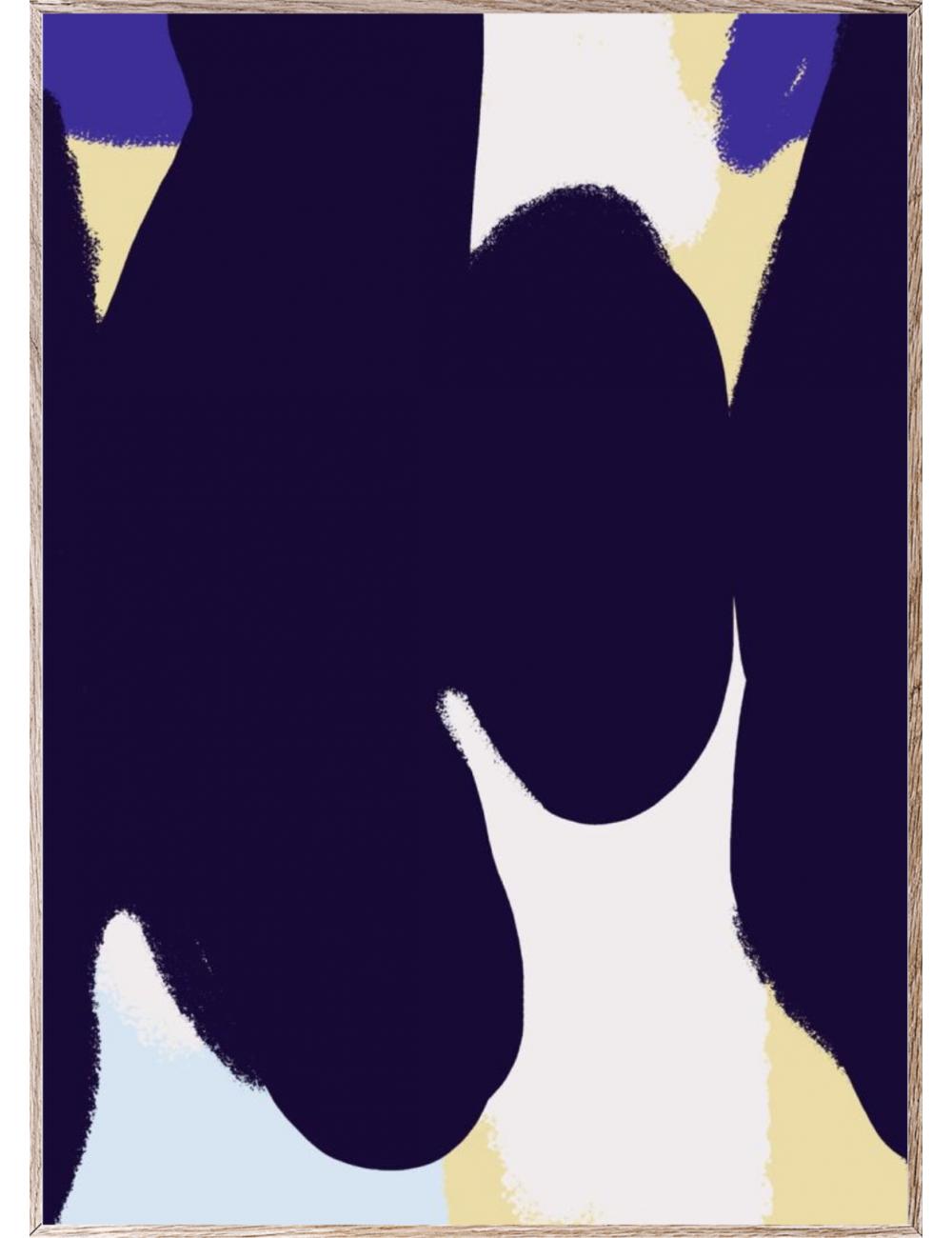 Poster Ink Grain 01 | 30x40cm