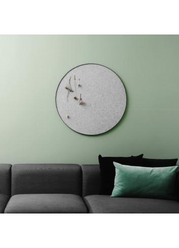Retell Prikbord met vilt | lichtgrijs