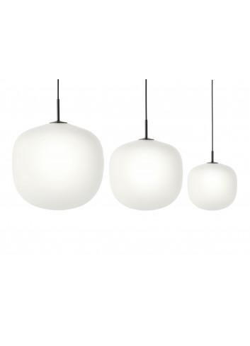 Hanglamp Rime | Ø12 zwart