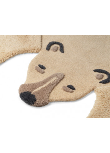 Tapijt Animal Tufted Rug | ijsbeer