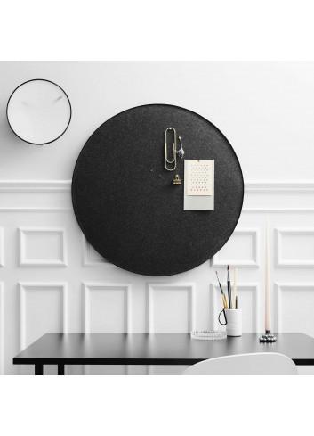 Retell Prikbord met vilt   donkergrijs