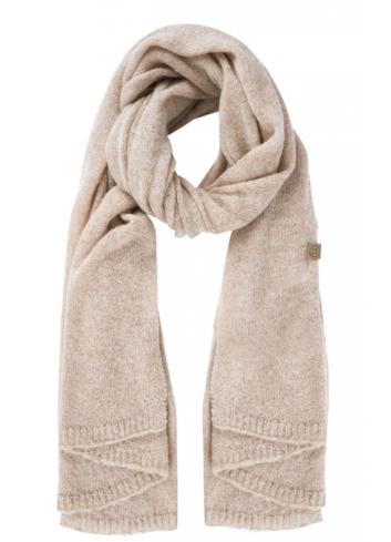 Warme brei sjaal | zand