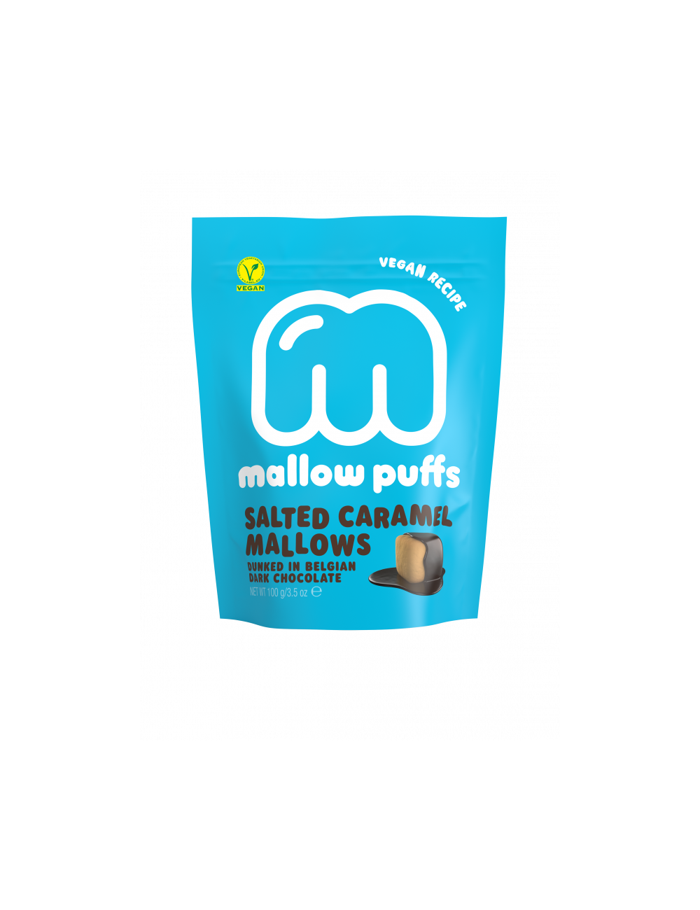 Salted Caramel Mallows 100g