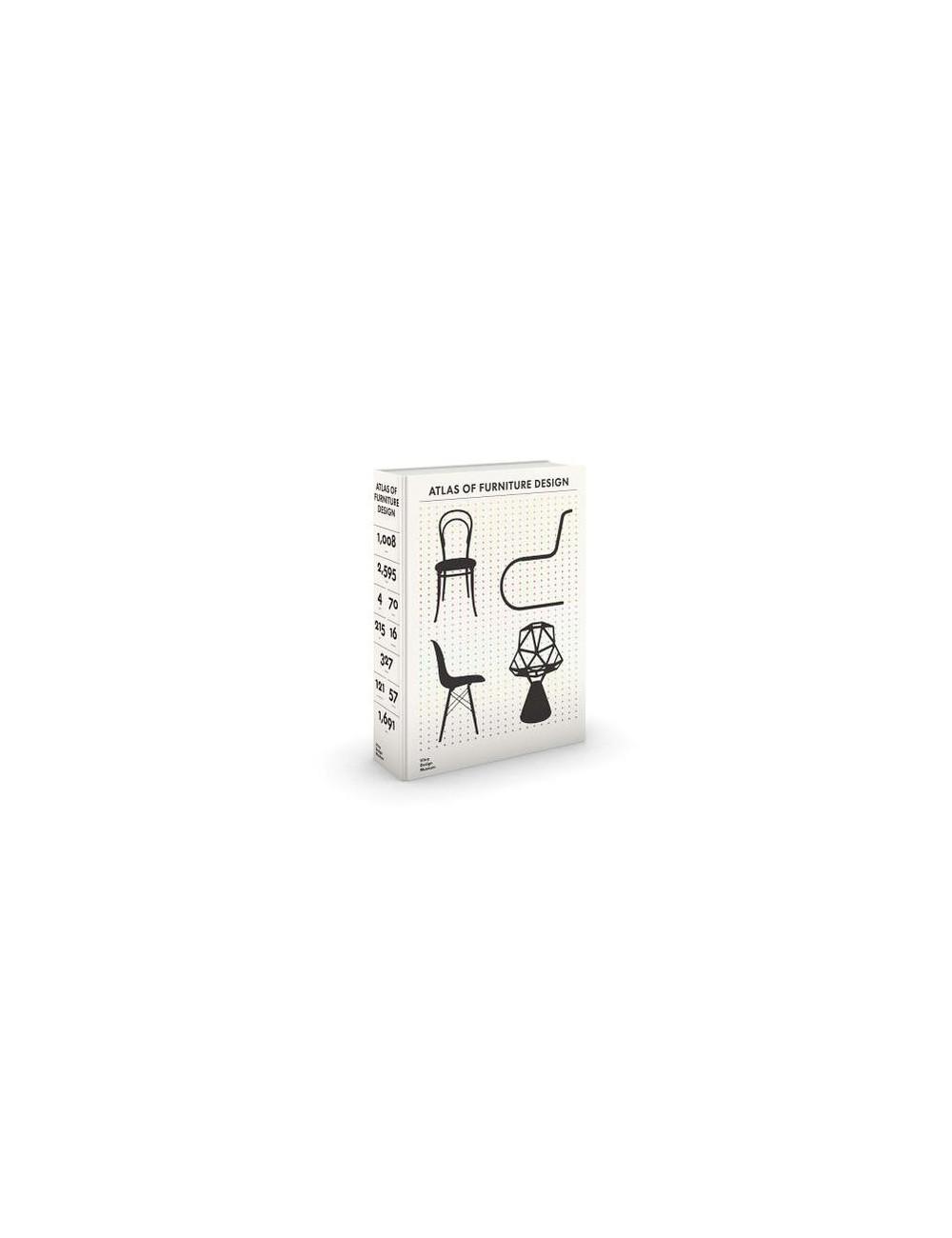 Boek Atlas of Furniture Design