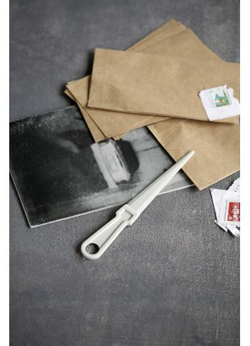 Briefopener | grijs