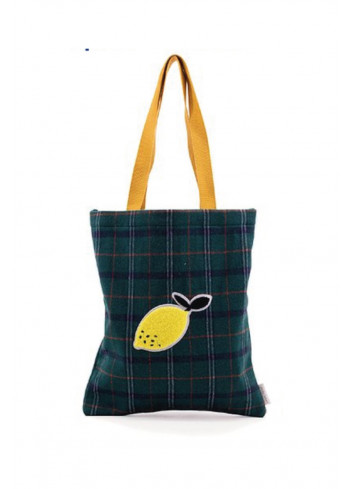 Tote Bag Wanderer | forest green