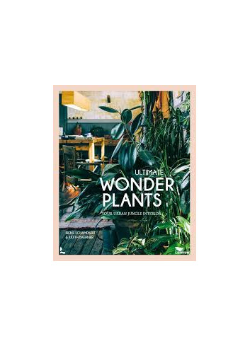 Boek The Ultimate Wonderplants