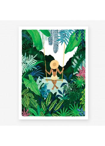 Poster | swing