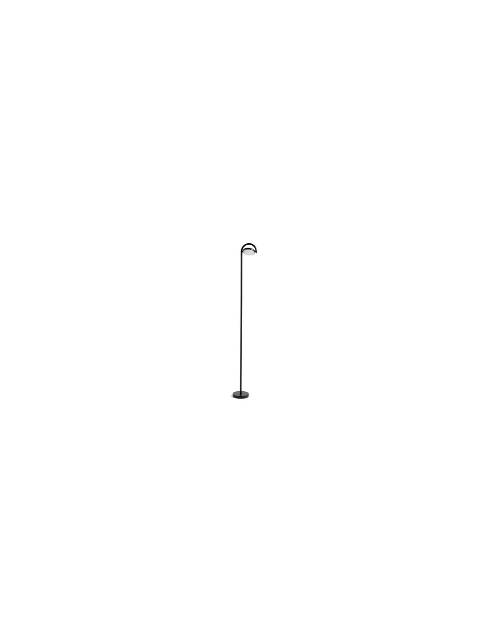 Marselis Floor Lamp | zwart