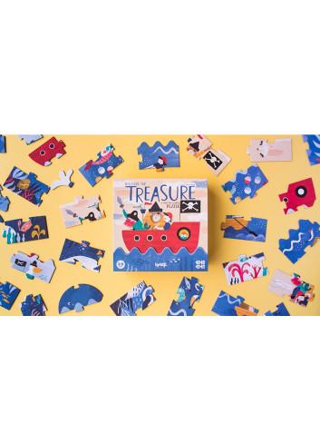 Puzzel | discover the treasure
