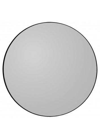 Ronde spiegel CIRCUM XS | zwart