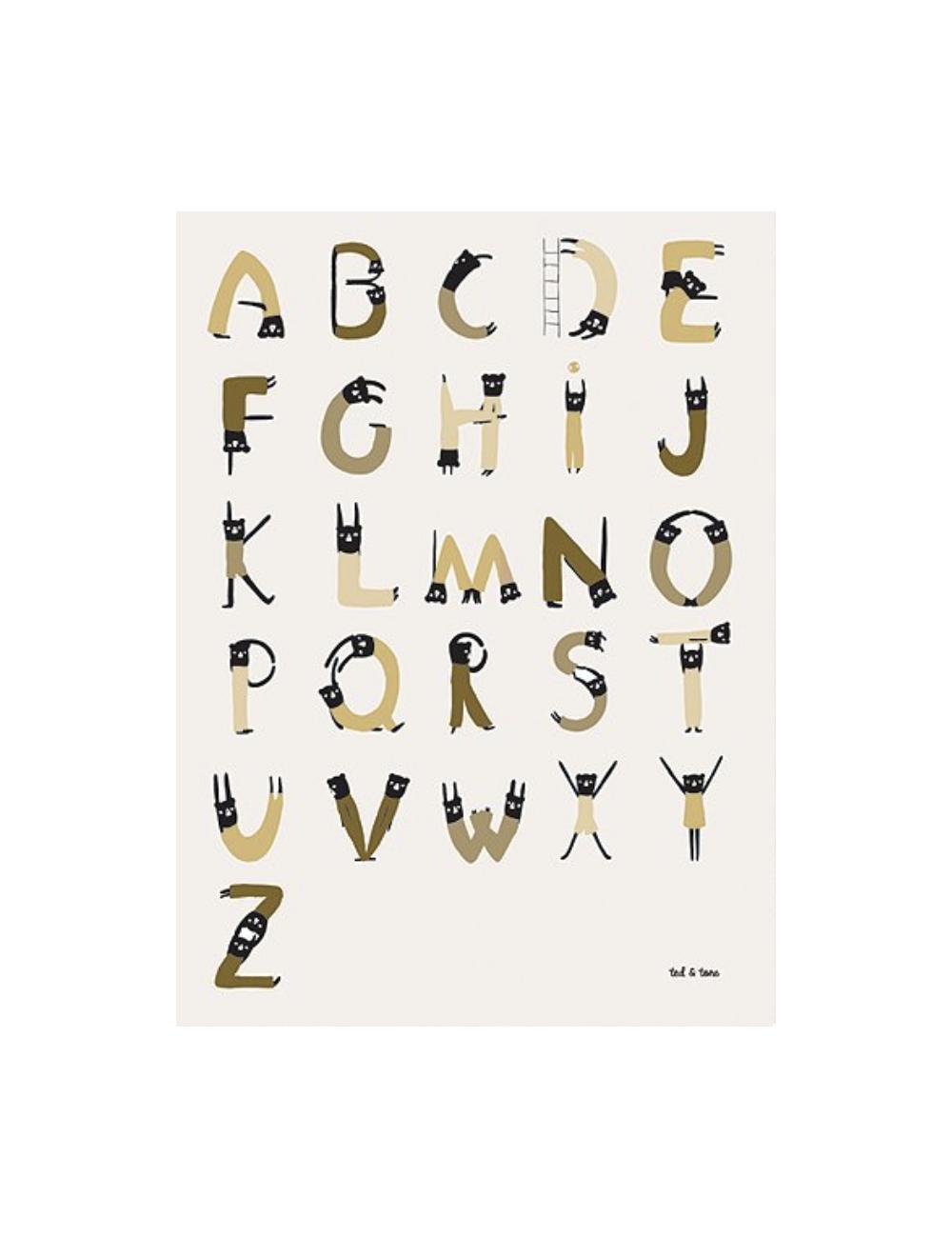 Poster A3 | acrobaten