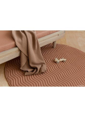 Speeltapijt Kiowa Carpet | sienna brown
