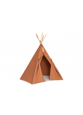 Tipi Tent Nevada | sienna brown