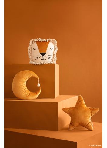 Kussen | leeuw
