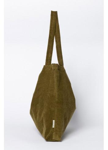 Shopper Rib Bag | cactus