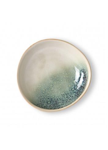 Ceramic 70's Curry Bowls (set van 2) | mist
