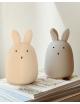 Nachtlampje Winston (oplaadbaar USB) | konijn wit