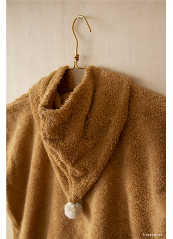 Poncho So Cute 3-5j | caramel