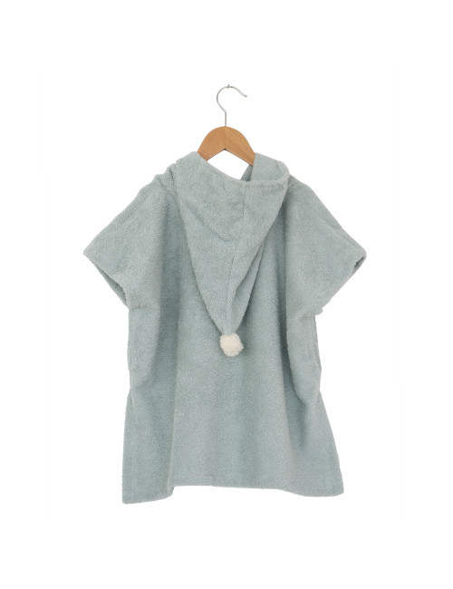 Poncho So Cute 3-5j | groen