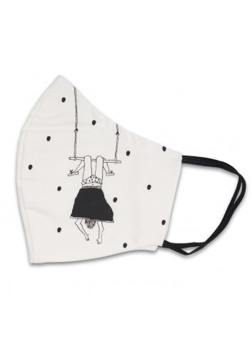 Mondmasker | trapeze girl