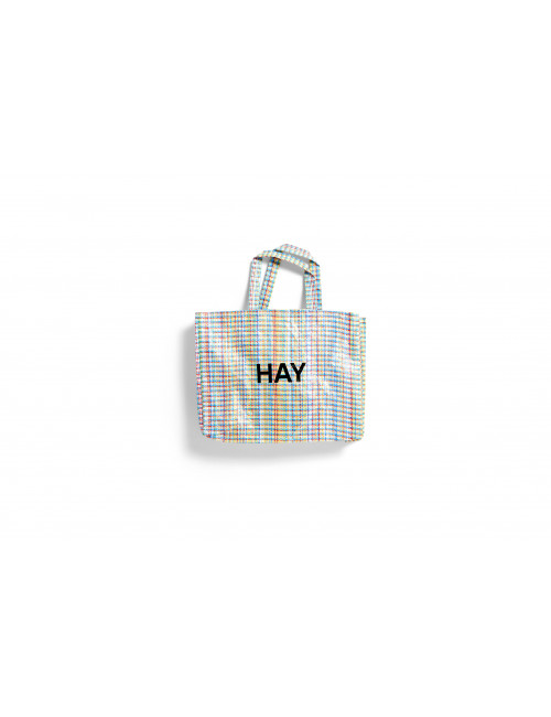 Tas Multi Check Shopper | medium