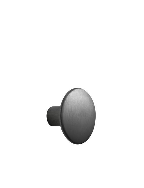 The Dots Metal | medium zwart