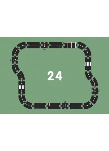 Highway (set van 24)