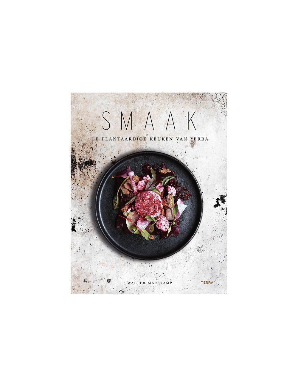Boek | smaak, de plantaardige keuken van yerba